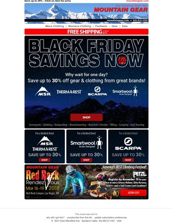 Black November deals so good you have to click for prices