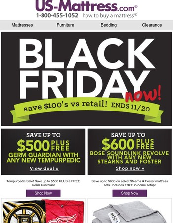 Black Friday Deal Alert! FREE Gifts And Amazing Offers Inside