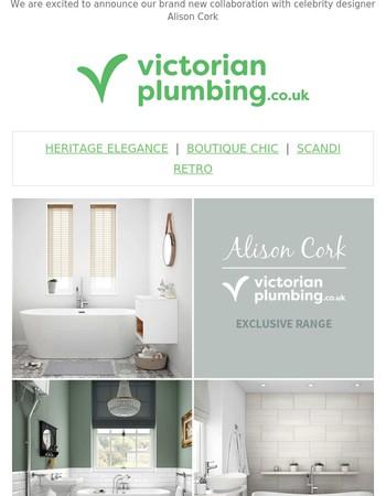 Alison Cork for Victorian Plumbing