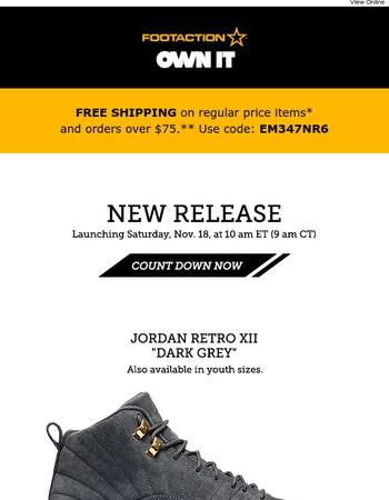 Jordan Retro XII and Nike Air Huarache City – Own IT 11.18!