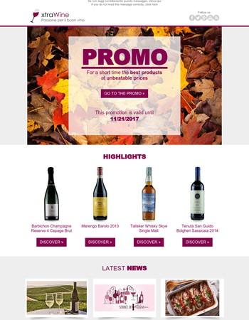 Promotion Xtrawine