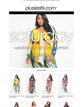 Girls Night Out - SLAY in this Abstract Tie Up Jumpsuit