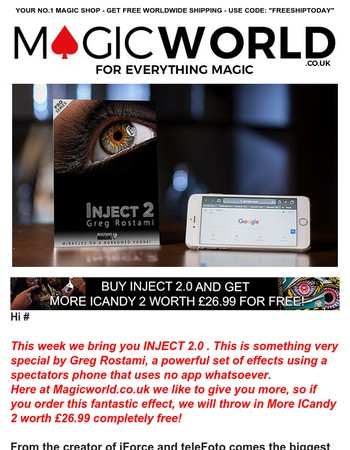 Powerful MOBILE MAGIC that will BLOW your mind