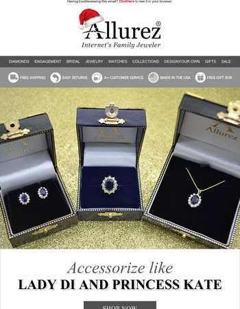checkout this jewelry worn by Royals