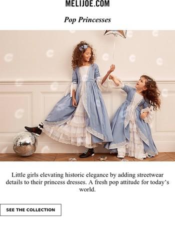 Ivoy's Pop Princesses