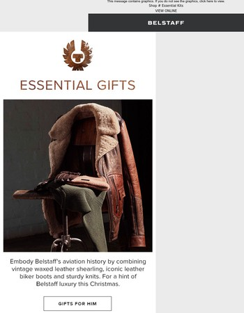 Essential luxury this Christmas