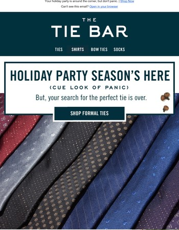 Holiday Party Trend: Lurex