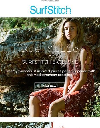 Rue Stiic X SurfStitch Exclusive