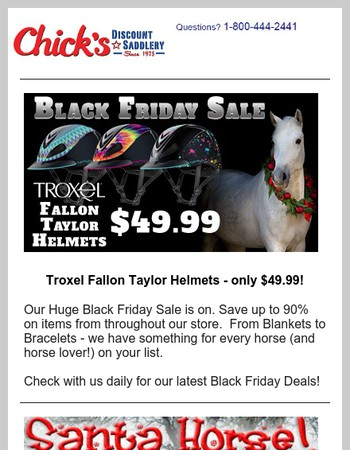 Black Friday Fallon Taylor Helmet $49.99