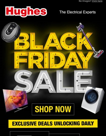 Black Friday Sale - Exclusive Daily Deals