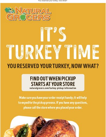 Preparing, Roasting and Carving Your Turkey
