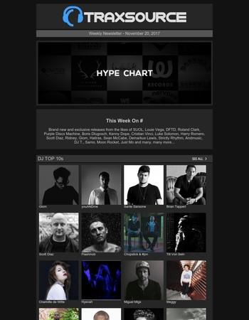 Essential new releases from SUOL, Louie Vega, Dario D'Attis, Joeski, Purple Disco Machine, Kenny Dope, Luke Solomon, Harry Romero, Scott Diaz, Giom +++