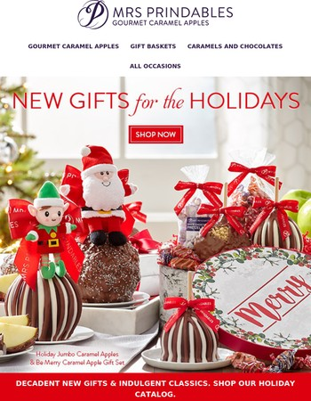 VIP Preview: New Gifts for the Holidays!