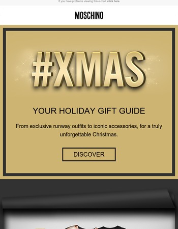 #XMAS - Your Gift Guide is here