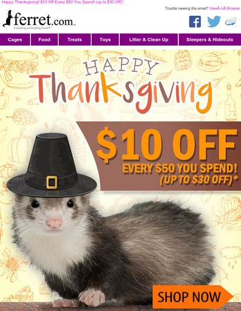 Up to $30 Off! Got Gobble?