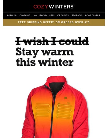 Your Cold Weather Must-Haves