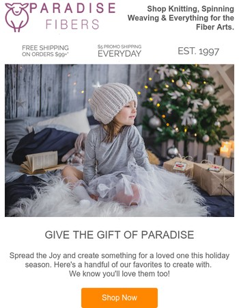 Get Inspired for the Holidays!
