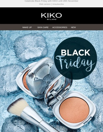 Black Friday: buy 3 products, get 3 free. LAST FEW DAYS, get the deal now