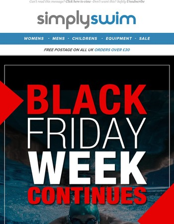 NEW LINES ADDED! Black Friday Week