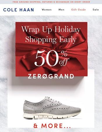 Skip the Line: 50% Off Black Friday Deals Happening Now