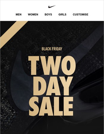 Get An Extra 30% Off On Black Friday