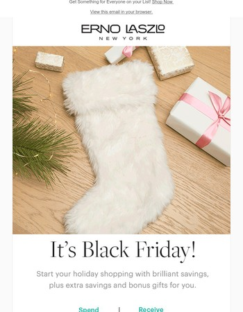 Black Friday Exclusives, Don't Miss Our Savings