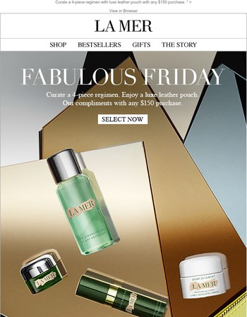 Black Friday Exclusive: Select 4 Travel Size Essentials