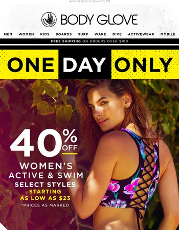 Adults Only: 40% Off Just For You