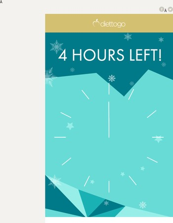 ⏰ Only 4 Hours Left!