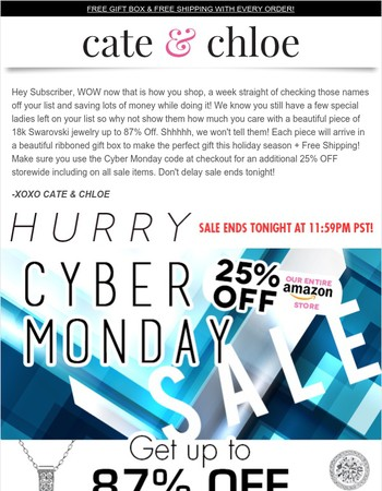 Hurry Amazon Cyber Monday Deals End Tonight