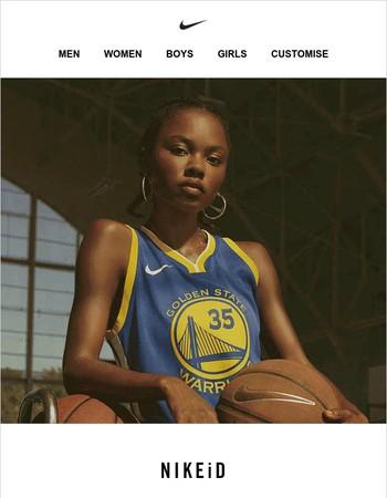 NBA x NIKEiD AF-1