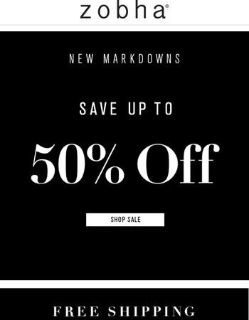 Been Waiting? Get 50% Off Now!
