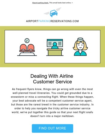 Dealing With Airline Customer Service
