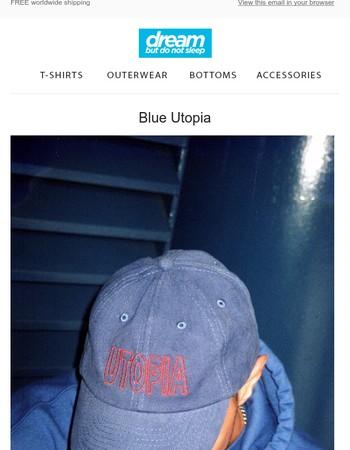 Blue Utopia Collection + A/W 2017 Photo Shoot Recap