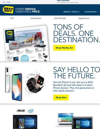 NEW on the scene—Loads of DEALS + the latest from Apple!
