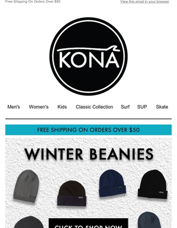 ☔ Gear Up for the Season with Our New Beanies & Harbor Jackets