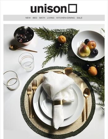 Make Your Holiday Table Shine