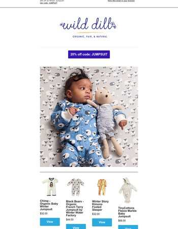 Baby Winter Jumpsuits!