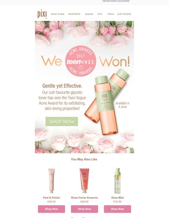Glow Tonic: Keeps Your Skin Glowing & Keeps Winning Awards