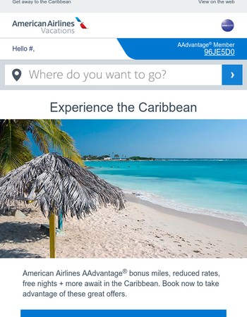 These Caribbean deals are a breeze