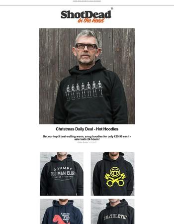 ✴ Xmas Daily Deal - Top 5 best hoodies of 2017 - 24 Hour Sale✴