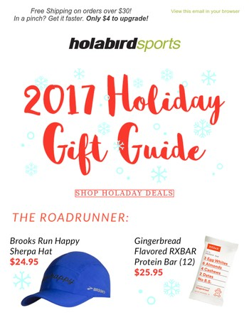 Holiday Gifts for Everyone on Your List!