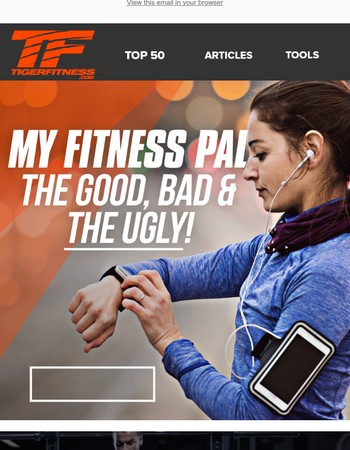 DO YOU EVEN TRACK (your diet)?MyFitnessPal Pros and Cons