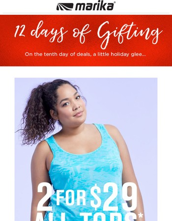 Don't Forget! Tops 2 for $29