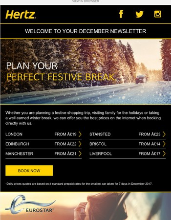 'Tis the season for a festive discount