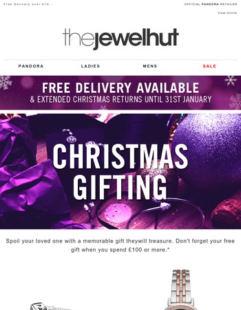 The Ultimate Christmas Gift List + FREE Delivery