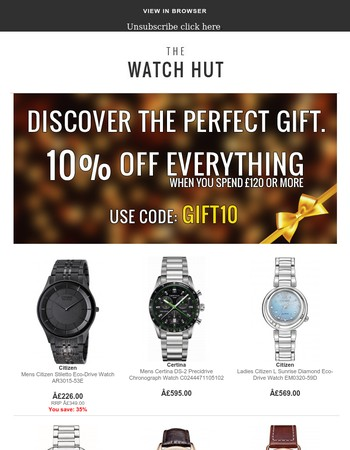 Discover the perfect gift