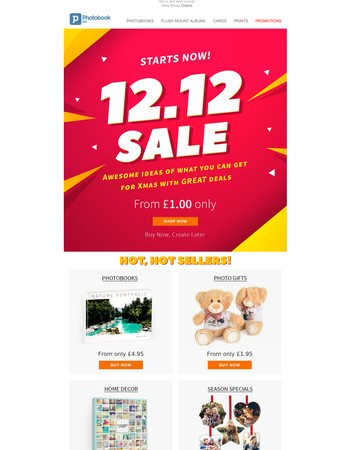 Hot 12.12 deals just in time for Christmas ❇⛄
