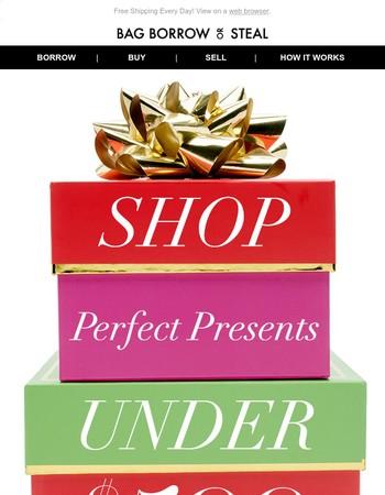 SHOP Perfect Presents Under $500!