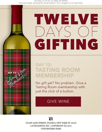 Still stumped? We have the perfect gift.